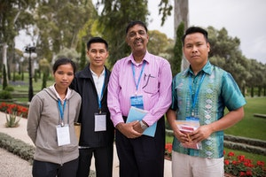 Delegates from Southeast Asia