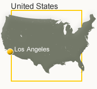 The Los Angeles Regional Conference Bahai World News Service - Los-angeles-in-us-map