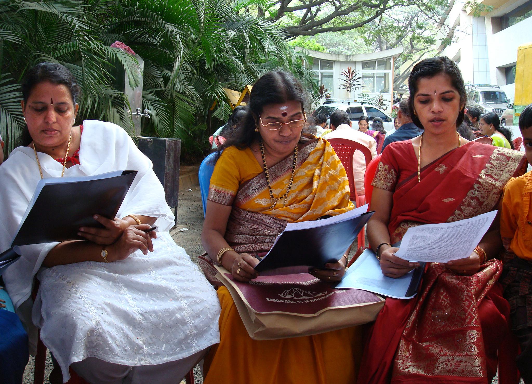 Bangalore college girl