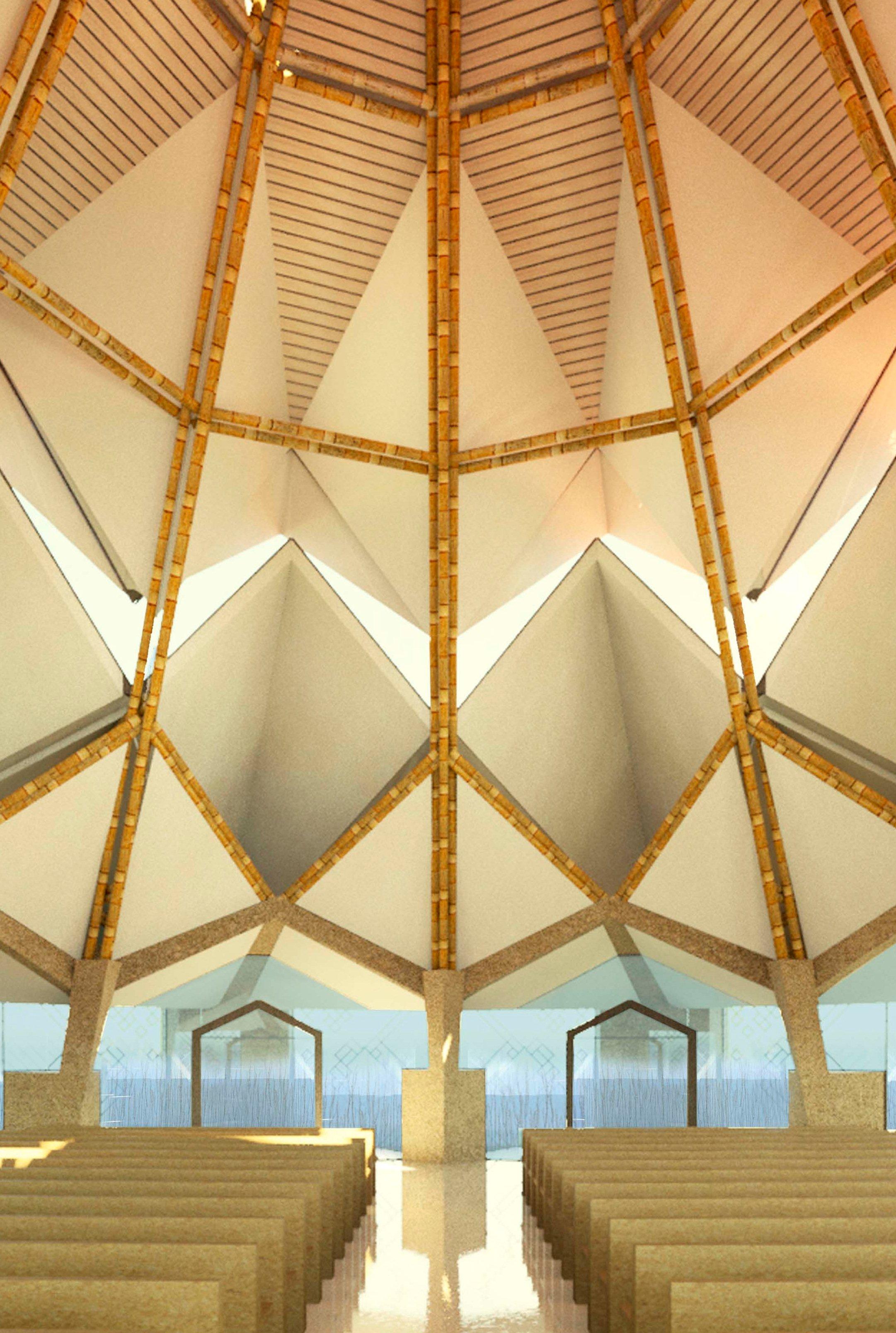 Design Of Colombian House Of Worship Unveiled Baha I World News