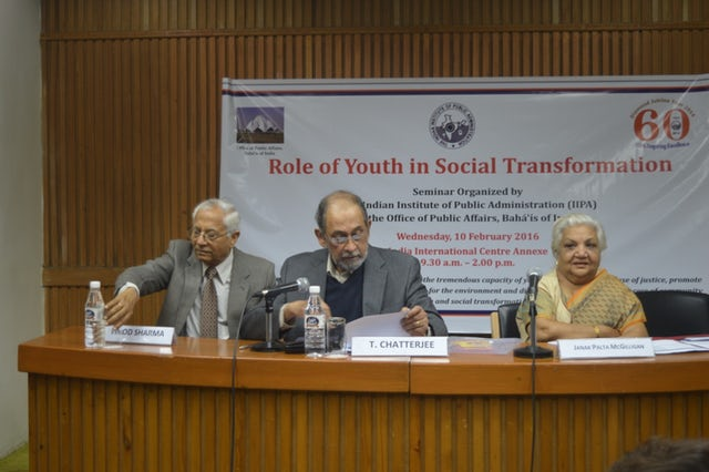 role of youth in transforming india