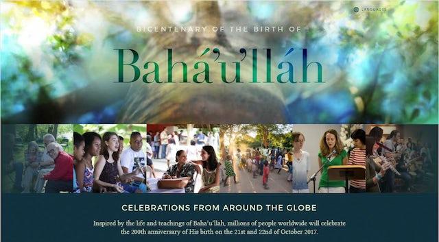 Baha'i Faith - Cover