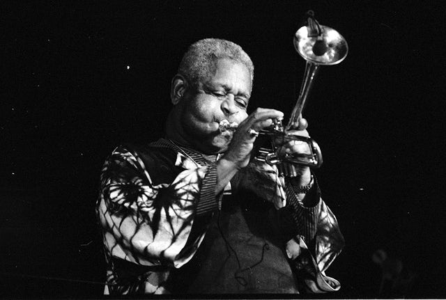 "Hearing ""the Divinity in the music"": Dizzy Gillespie remembered at 100 