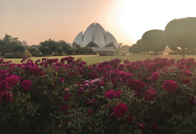 "Baha'i Houses of Worship are referred to as ""the dawning-place of light"" by 'Abdu'l-Baha."