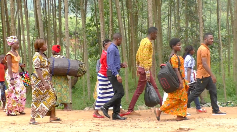 Three new short films to complement A Widening Embrace were made available on Bahai.org today. This scene shows people from a community in the Democratic Republic of the Congo, one of the areas included in the documentary.