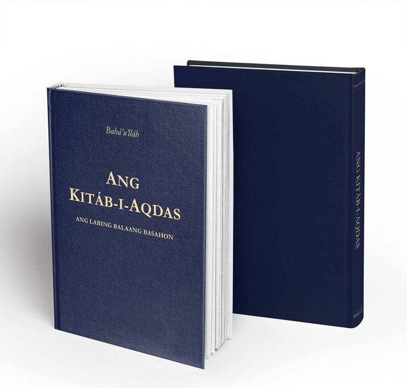 A translation of the Kitab-i-Aqdas in Cebuano, the second-most widely spread native language in the Philippines, was published last month.