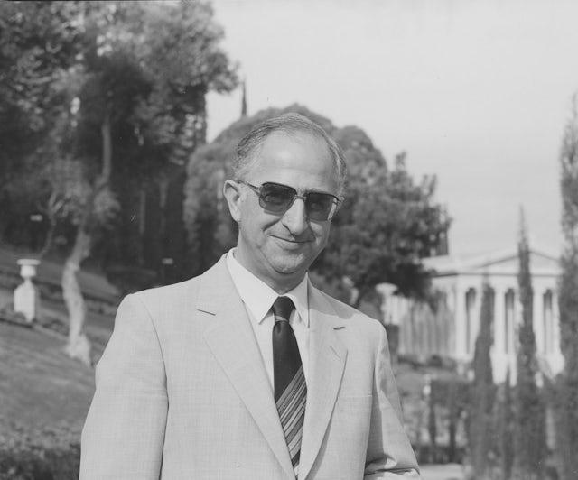 Shapoor Monadjem, 1933-2018 | Bah
