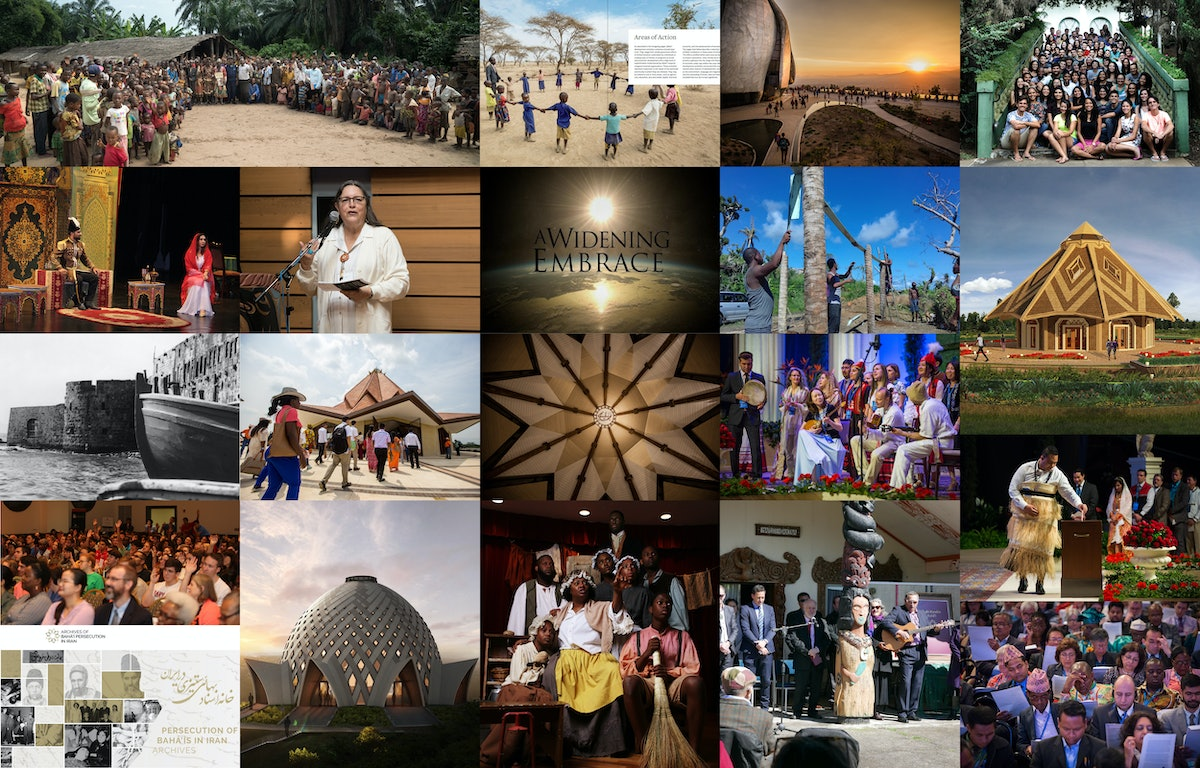 For the Baha'i world, 2018 was marked by a wide range of developments.