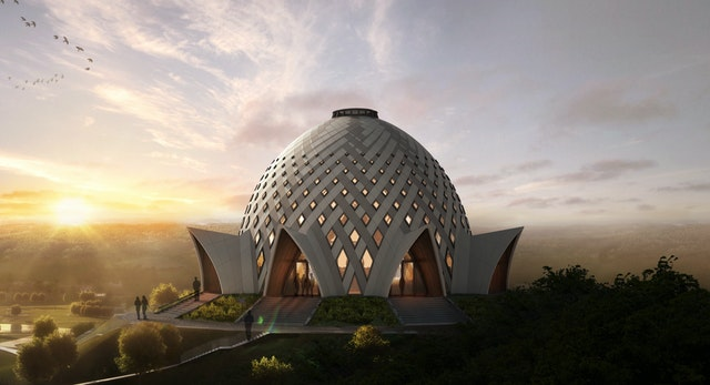 The design of the national House of Worship in Papua New Guinea was unveiled in a joyous event on 21 March in the country's capital city of Port Moresby.