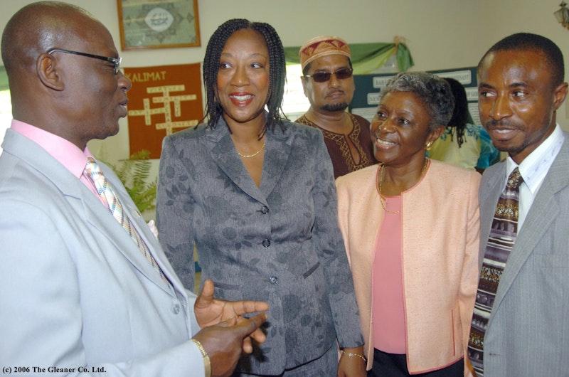 Jamaicans celebrate 4th National Baha'i Day